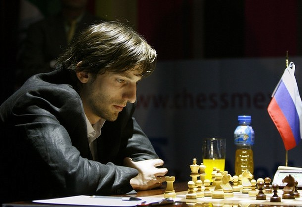 MEXICO-CHESS-WORLD CHAMPIONSHIP-GRISCHUK