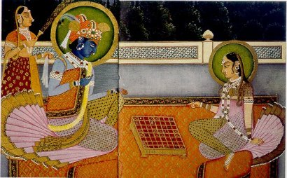 playing_chess_radha_krishna_