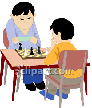 children_animat_chess