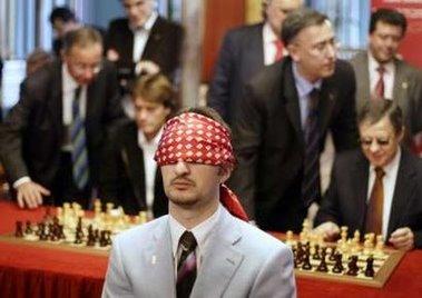 Topalov Blindfold