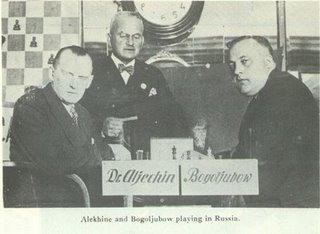 Alekhine and Bogol_new_york