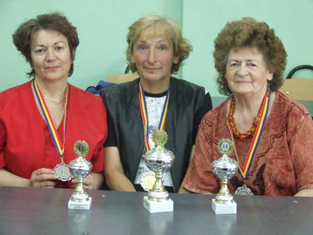 campioanele la veterani 2009