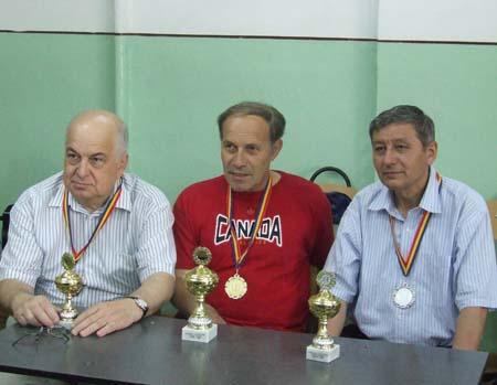 campionii la veterani2009