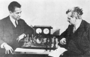 Capablanca-Lasker_1925