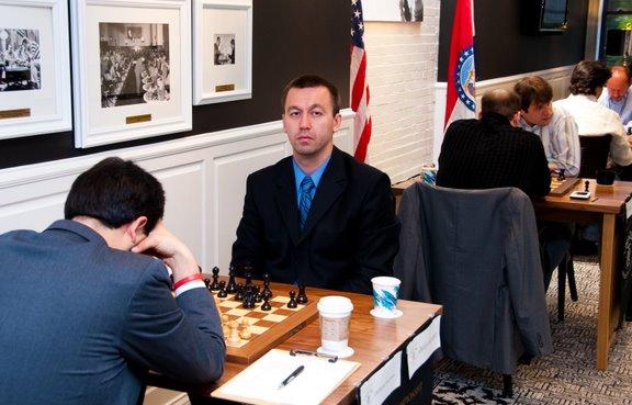 Kamsky, Gata 2 Round 5  US Champs 2009-16