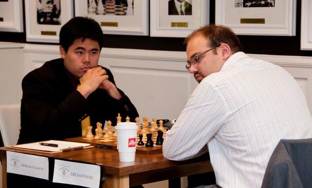 Nakamura vs Friedel Round 9 2009 US Champs-23