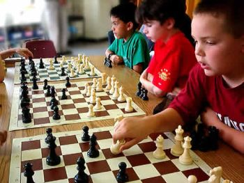 Playing-chess