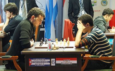 Dominguez vs Bossem - World Blitz Chess Championship - November 2008