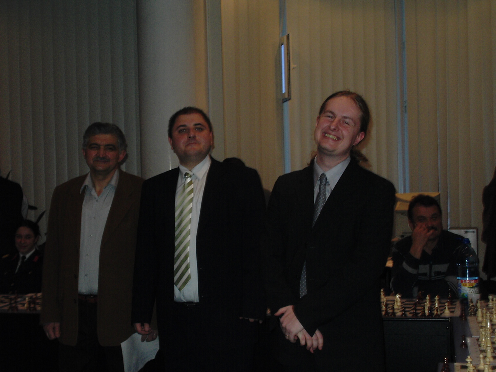 Alba Iulia 2005 la simultanul lui Dieter