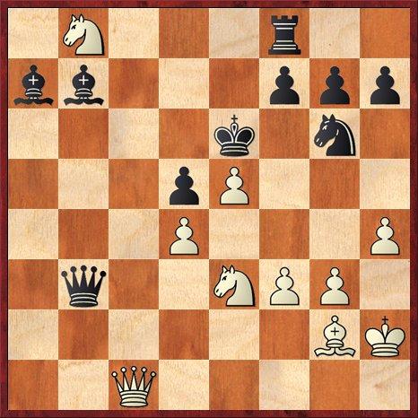 albul muta si da mat în 7 mutari-D41 Rev.H.Bolton