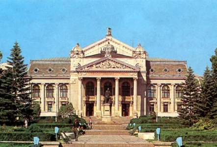 Iasi_National Theater I