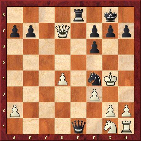 negrul muta si da mat in 4 mutari-diagrama 2