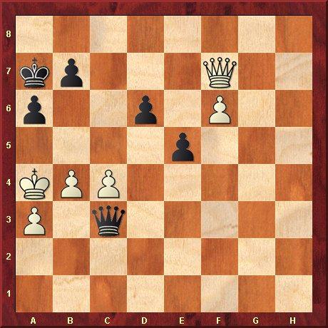 negrul muta si da mat in 5 mutari-diagrama 1