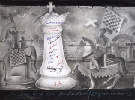 A chess story with grandmasters(2)
