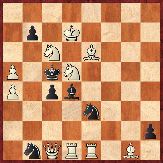 albul mută şi dă mat în 2 mutări-Pos2