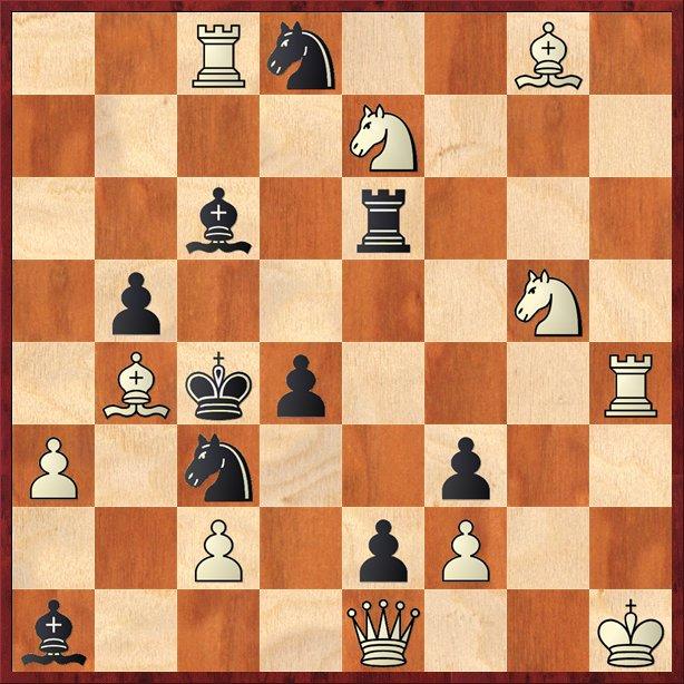 albul mută şi dă mat în 2 mutări-Pos3