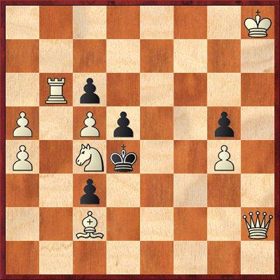 albul mută şi dă mat în 3 mutări-problema 65