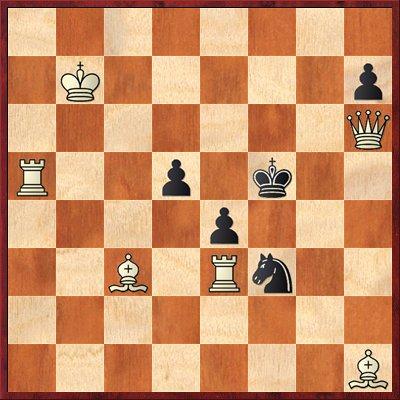 albul mută şi dă mat în 3 mutări-problema 66