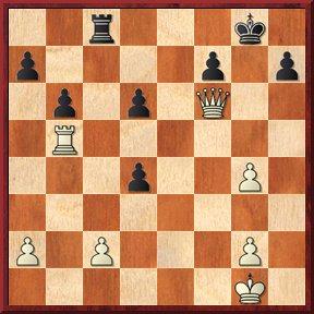 albul mută şi dă mat în 3 mutări-problema nr.108