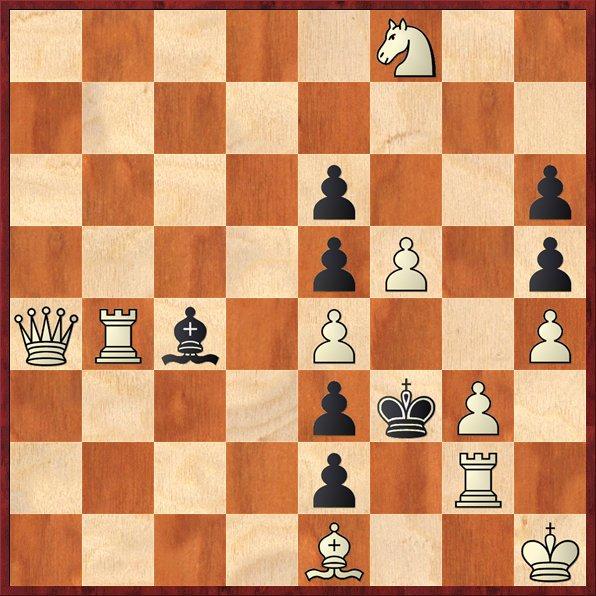 albul muta si da mat in 3 mutari-problema41