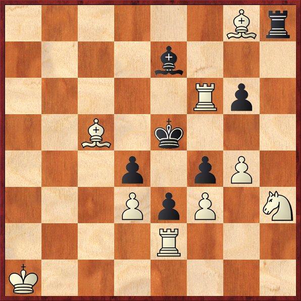 albul muta si da mat in 3 mutari-problema42