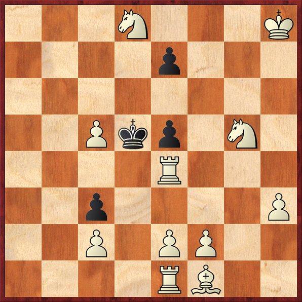 albul muta si da mat in 3 mutari-problema52
