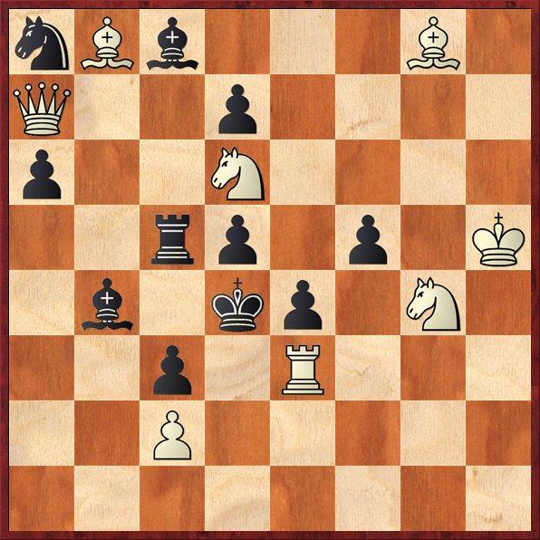 albul muta si da mat in 3 mutari-problema54