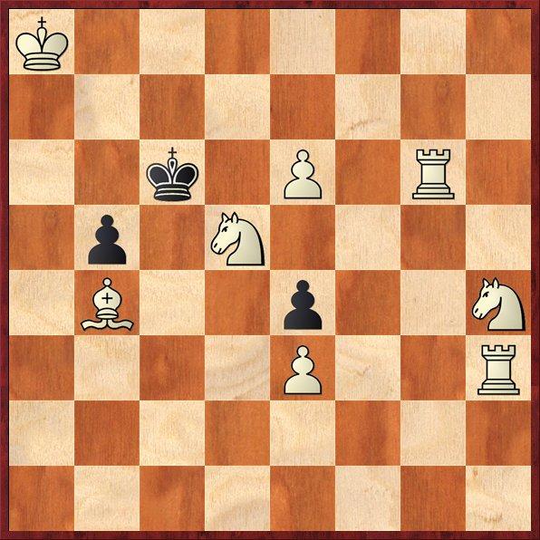 albul muta si da mat in 3 mutari-problema56