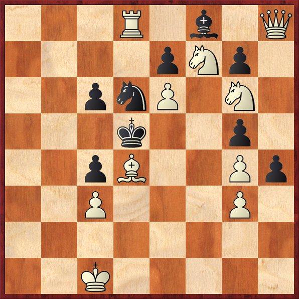 albul muta si da mat in 3 mutari-problema57