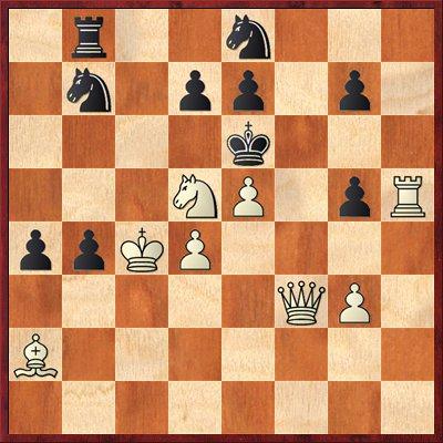albul mută şi dă mat în 4 mutări-problema 67