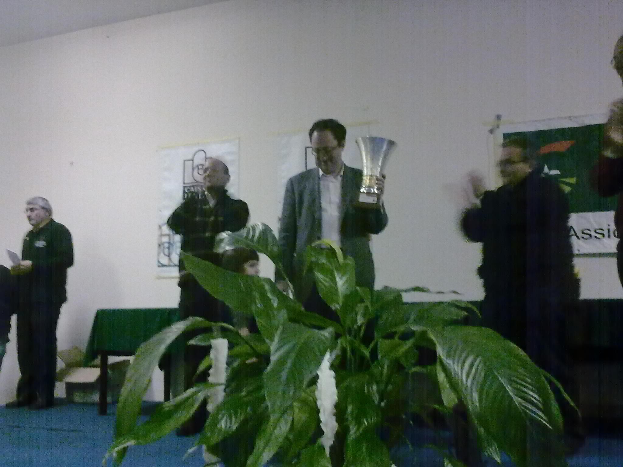 Boris Gelfand  si trofeul
