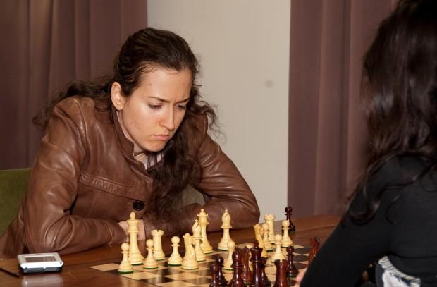 Irina Krush Round 1 Women's 2009-12