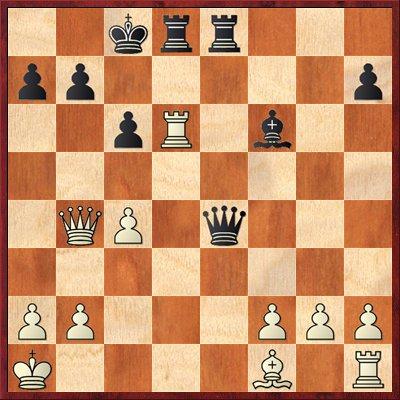 negrul mută şi dă mat în 3 mutări-problema nr.79
