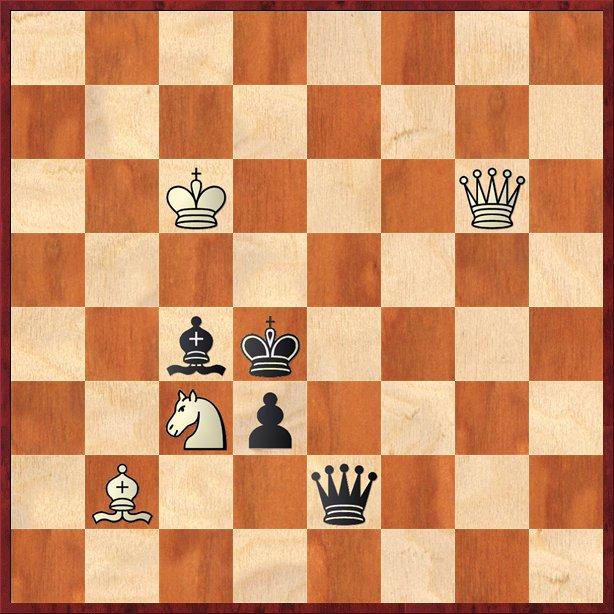 albul mută şi dă mat în 2 mutări-Pos37