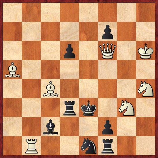 albul muta si da mat in 2 mutari-Pos56