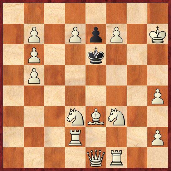 albul muta si da mat in 2 mutari-Pos62