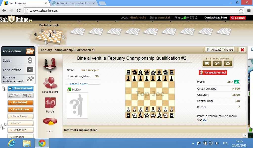 Chessfriends Ch febr2013