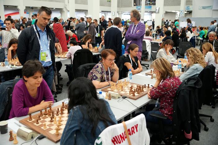 Chess Olympiad round 7 462