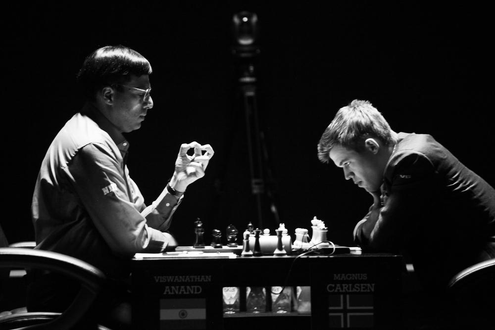 Anand vs Carlsen, Soci 2014